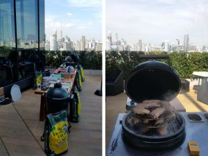 Leuk om te geven: big green egg workshop